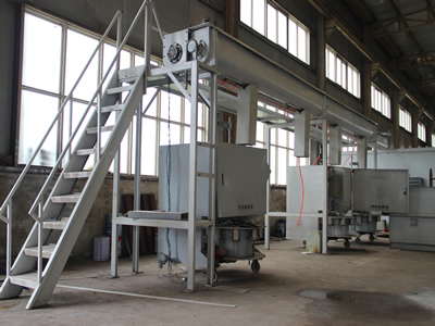 Bag Filling Production Line